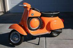 Motor Scooters, Vespa Scooters, Vespa Super, Vespa Smallframe, Broken White, Piaggio Vespa, Cafe Bike, Vintage Italy, Biker Chick