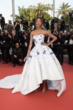 Cannes Film Festival 2016: What Everyone Wore on the Red Carpet - Cannes Film Festival 2016: What Everyone Wore | wmag.com