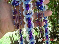 Beautiful custom handfasting cord