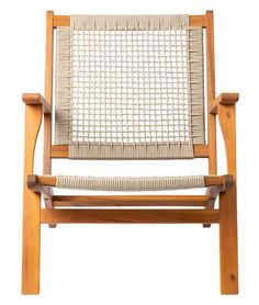 Vega Natural Stain Outdoor Patio Chair - Balkene Home Patio Chairs, Outdoor Chairs, Outdoor Decor, Polywood Adirondack Chairs, Natural Wood Finish, Outdoor Lounge, Acacia Wood, How To Distress Wood, Wood Construction