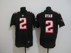 Nike Atlanta Falcons #2 Ryan black Mens Elite NFL Jersey    ID:873310010    $23