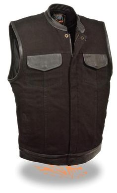 Sons of Anarchy Juice Leather Vest Jacket Costume Outfit Uniform Allover T-shirt