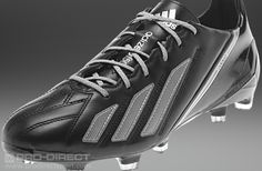 adidas adizero F50 TRX Leather Reflective Limited Edition at prodirectsoccer.com. Featuring new reflective technology on the adidas three stripes, join the ranks of the Enlightened and shine under the spotlight on firm ground in these limited edition adizero f50 football boots.
