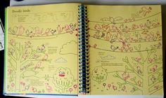 varka: Inspiration: Fiona Watt — 1000 things to make and do Fiona Watt, Doodles, Bullet Journal, Drawing, Children, How To Make, Inspiration, Young Children, Biblical Inspiration