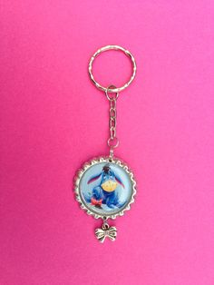 ONE PRINCESS ACCESSORY Headband Keychain Necklace Bottle Cap Bling PERSONALIZED