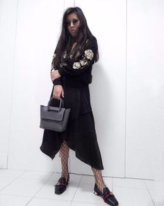 Bomb jacket is the best choice for this winter😉Bomb jacket: @fateandbecker Dress: @delphinethelabel Shoes: @gucci Sunglasses: @zerouv Bag: @hielevencom ••••#fateandbecker #bombjacket #jacket #embroidery #embroidered #dress #delphinethelabel #zerouv #hieleven #bag #ootd #outfit #outfitoftheday #fashion #fashionblog #fashiongram #fashionable #fashionstyle #fashionlovers #fashionaddict #fashiondiaries #fashionblogger #instacool #cool #instastyle #instafashion #style #stylish #blackdress…