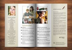 inspiration magazine index pages - Google-søk
