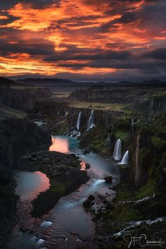 GAIA take II - Sigöldugljufur, Iceland, August 2017.