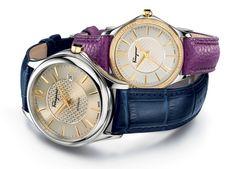 God Save the Queen and all: Salvatore Ferragamo Time Collection #salvatoreferragamo #watches