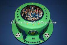 #Torta Inter #Inter #Torta calcio #Forza Inter #Champions League