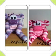 Latest makes Sock Monkeys, Tigger, Disney Characters, Fictional Characters, Crafty, How To Make, Disney Face Characters