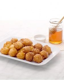 Corn Fritters - from Martha's PBS show looks like my perfect corn fritters recipe