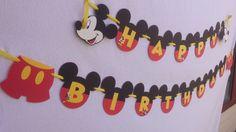 Mickey Mouse Birthday Mickey Mouse Birthday by CnCpartycreations
