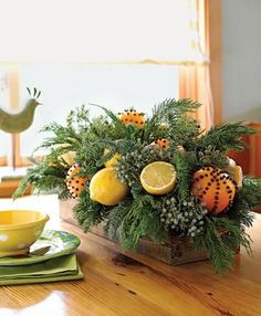 Family Fun With Easy Centerpiece Ideas On Thanksgiving_03