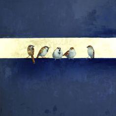 Shows auf dem Maine Art Hill - Malerei & Kunst Abstract Art Painting, Art Painting, Gold Art Painting, Maine Art, Abstract Painting, Art, Art Pictures, Landscape Art, Bird Art