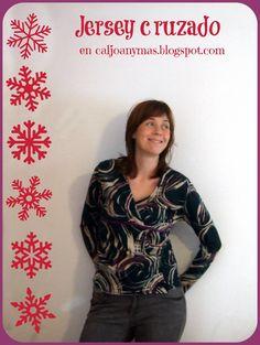 099a536828 20 mejores imágenes de Woman shirts pattern   patrones camiseta ...