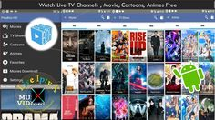 PlayBox HD  Apk For Watch Live TV Channels Movies Cartoons  Animes On Android Device Free https://youtu.be/GQTj_omCdTI