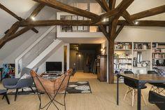 des aménagements sur mesure pour optimiser l'espace #deco #architecture #loft #amenagement #rangement
