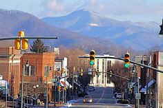 Downtown Waynesville NC | Sagebrush Steakhouse hometowns