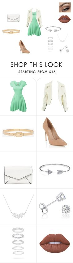 """""""Untitled #83"""" by b-bryant1816 on Polyvore featuring LE3NO, Alexander McQueen, Lipsy, LULUS, Bling Jewelry, Amanda Rose Collection, Belk Silverworks and Lime Crime"""