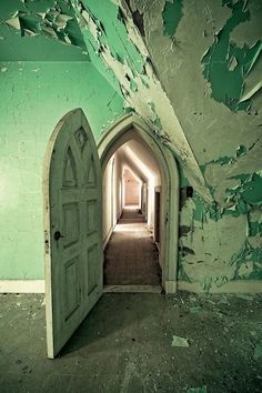 "abandonedimages: "" Dundas Castle is an amazing piece of abandoned American history (Source) """
