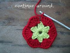 The Royal Sisters: Abuela Todo Square Tutorial
