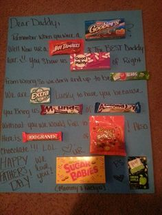 Just a little father's day gift from my daughter and I ♥♥