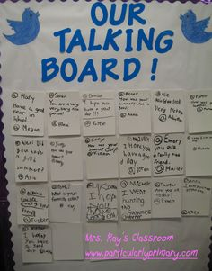 Particularly Primary: Twitter in the 2nd Grade Classroom