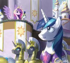3d Realistic Cadence Mlp Shining Armor My Little Pony Friendship