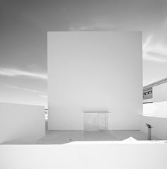 "dromik: "" Raumplan House by Alberto Campo Baeza. """