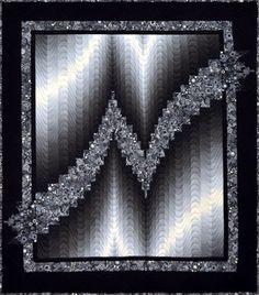 Bargello Quilt Kit -- superiorthreads.com