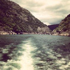 Viatge amb Catamarán, Rio Sil