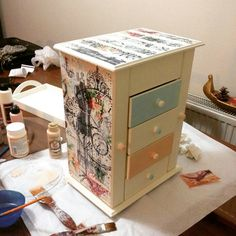 Takı kutusu sanat tasarım. .