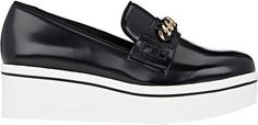 Shop Now - >  https://api.shopstyle.com/action/apiVisitRetailer?id=486776097&pid=2254&pid=uid6996-25233114-59 Stella McCartney Women's Binx Platform Loafers  ...