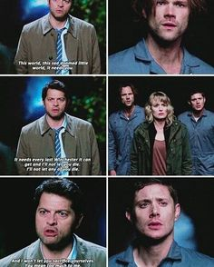 This was so sad but also touching...I just really love this episode.