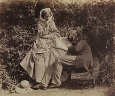 Frederick Pickersgill, British. Sunshine and Shade, 1859, from The Sunbeam: A Photographic Magazine (London, 1857–1861),