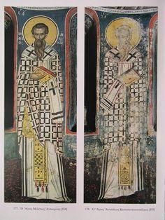 280 Saints, Byzantine Icons, Roman Catholic, Fresco, Pictures, Painting, Art, Photos, Art Background
