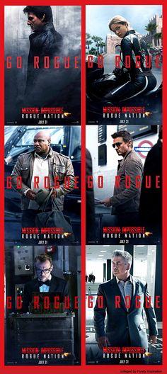 MISSION: IMPOSSIBLE | ROGUE NATION | Tom Cruise, Jeremy Renner, Ving Rhames, Simon Pegg, Rebecca Ferguson, Alec Baldwin