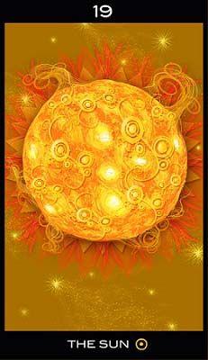The Sun - tarot image (19)