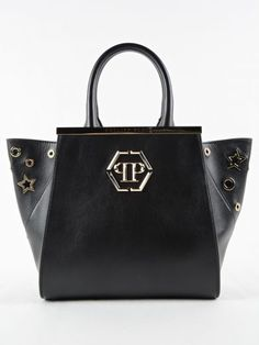 PHILIPP PLEIN Philipp Plein New Orleans Bag. #philippplein #bags #shoulder bags #hand bags #leather #