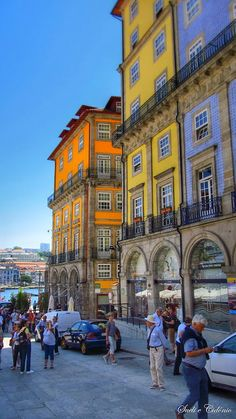 Coleções: Portugal - Distrito do Porto - Google+ Spain And Portugal, Portugal Travel, Porto City, Sea Activities, Portuguese Culture, Douro, Most Beautiful Cities, Travel Memories, Lisbon