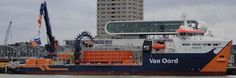 Van Oord deployed the Nexus, its first cable-laying vessel for constructing offshorewindparks