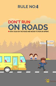 21 Best road safety images in 2019 | Safety posters, Road