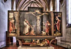 Musée Unterlinden - #Colmar - #Alsace