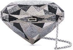 Judith Leiber Couture embellished clutch bag Embellished Clutch Bags, Clutches For Women, Designer Clutch, Judith Leiber, Evening Bags, Luxury Branding, Louis Vuitton Damier, Shoulder Bag, Purses