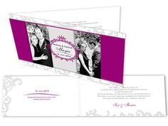 Hochzeitskarten - Die Liebe krönen