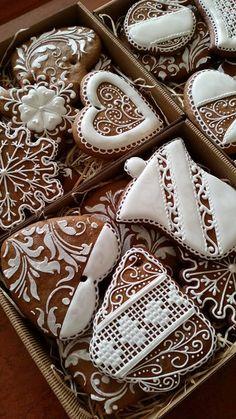 Fancy Cookies, Valentine Cookies, Custom Cookies, Cake Cookies, Sugar Cookies, Christmas Cookies, Christmas Tea, Christmas Gingerbread, Christmas Baking