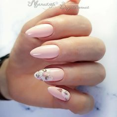 Маникюр | Дизайн ногтей | VK #pinknails