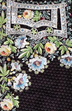 Рококо: мужчина в цветах и порхающих бабочках. - Самые обсуждаемые темы блогосферы
