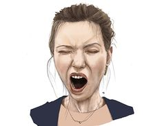 "Check out new work on my @Behance portfolio: ""Yawning"" http://be.net/gallery/50890357/Yawning"